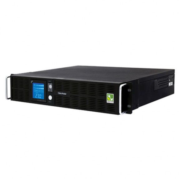 SAI CyberPower Smart App Professional Rackmount 2200VA / 1600W, sinusoidal, GreenPower