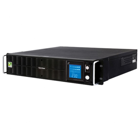 SAI CyberPower Smart App Professional Rackmount 3000VA / 2250W, sinusoidal, GreenPower