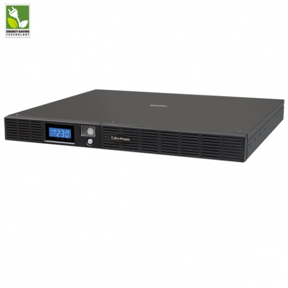 SAI CyberPower Smart App Office Rackmount 600VA / 360W, GreenPower