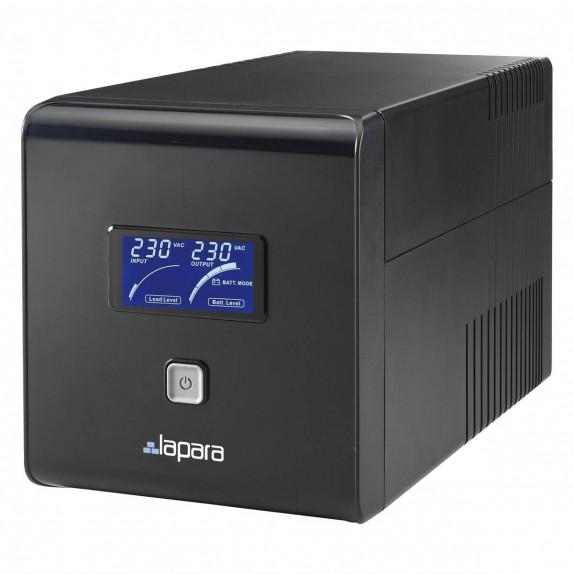 SAI interactivo Lapara 1500VA/1050W, in-line, sinusoidal