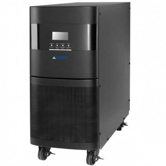 SAI Lapara de entrada/salida trifásica 10000VA/9000W v09, on-line, doble conversión, 3F-3F