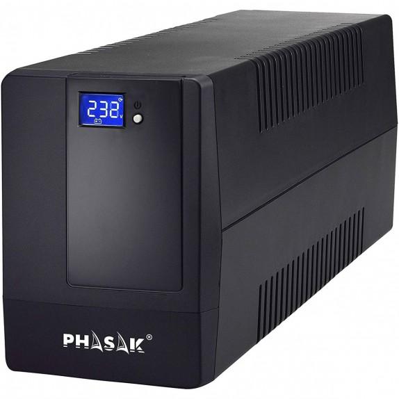 SAI Phasak Interactivo 2000VA LCD táctil