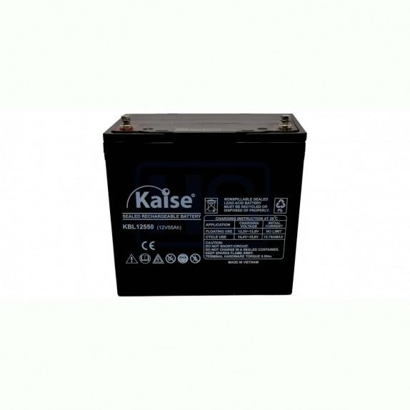 Batería AGM de 12V/55Ah