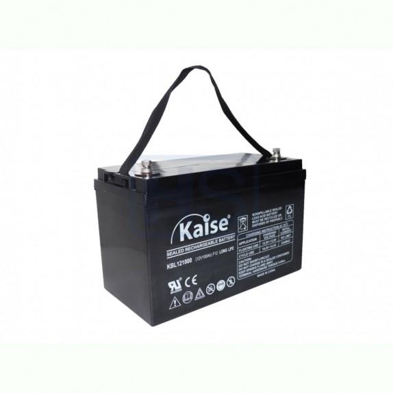 Batería AGM de 12V/100Ah