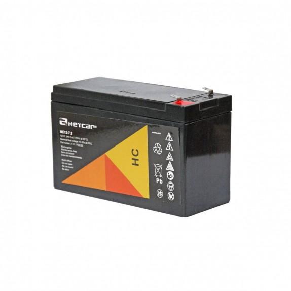 Batería AGM de 12V/7Ah