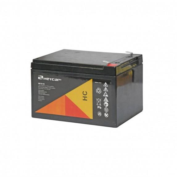 Batería AGM de 12V/12Ah