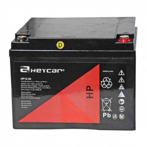 Batería AGM de 12V/26Ah