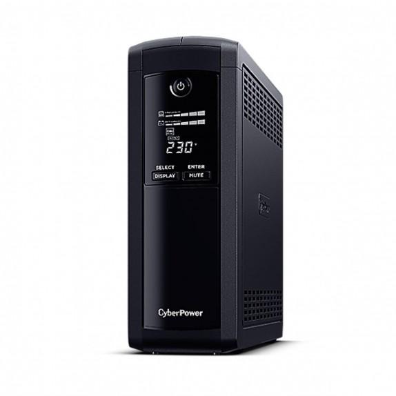 SAI inline 1200VA/720W CyberPower VP1200ELCD x5 Schuko