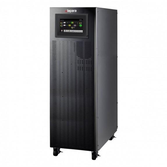 SAI Lapara de entrada/salida trifásica 10000VA/10000W v10, on-line, doble conversión, 3F-3F
