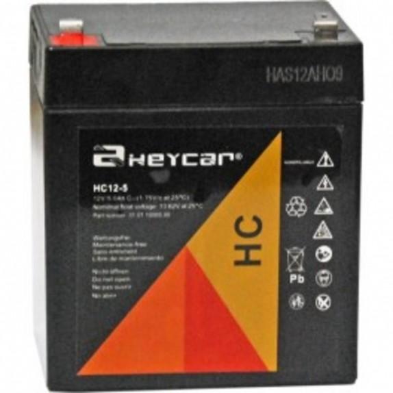 Batería AGM de 12V/5Ah