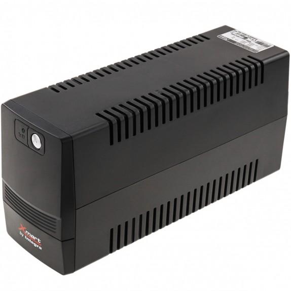 SAI de linea interactiva Supra de 700VA 360W con 2 schuko