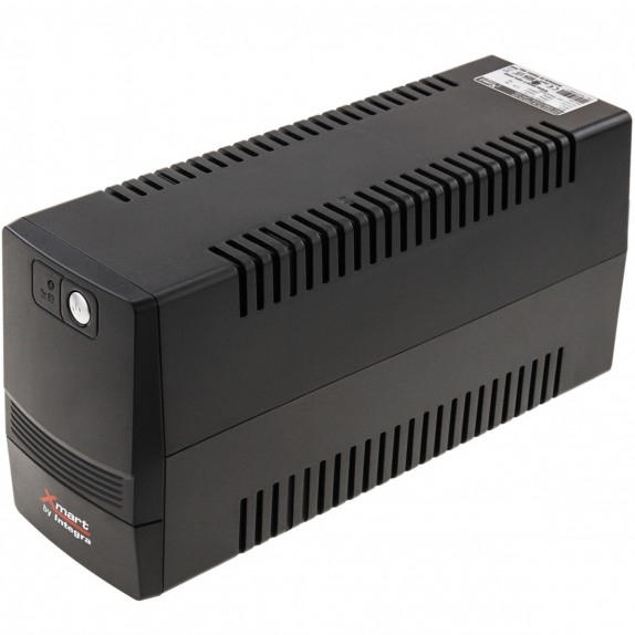 SAI de línea interactiva Supra de 900VA con 2 schuko