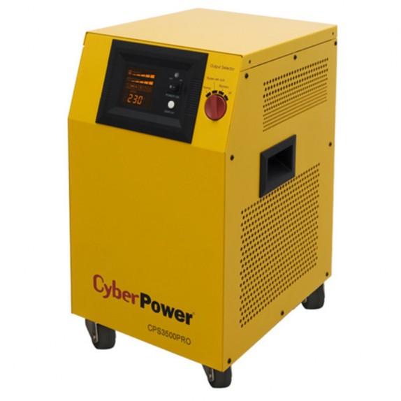 CyberPower CPS3500PRO - Sistema de alimentación de emergencia de 3500VA / 2450W