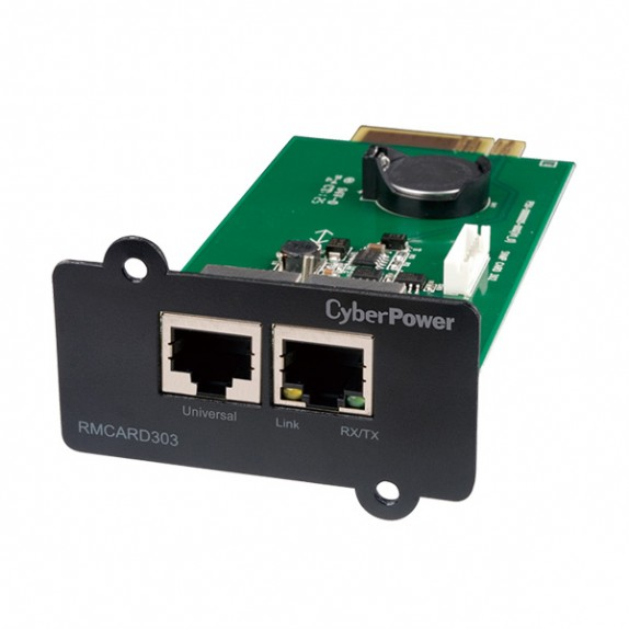 Tarjeta de red SNMP para SAI On-line OL y OLS Series CyberPower