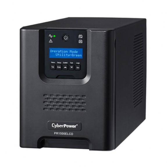 SAI CyberPower Smart App Professional Tower 1500VA / 1350W, sinusoidal, GreenPower